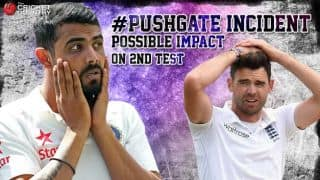 James Anderson-Ravindra Jadeja 'Pushgate' incident: Possible impact on India vs England, 2nd Test at Lord's