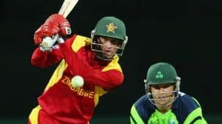 Ireland to play three ODIs in Zimbabwe in October, 2015