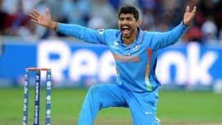 India vs Afghanistan, Asia Cup 2014: Afghanistan middle order stutters against Ravindra Jadeja