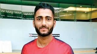 Arzan Nagwaswalla, 1st Parsi cricketer to play Ranji Trophy since 1995, impresses with maiden five-wicket haul