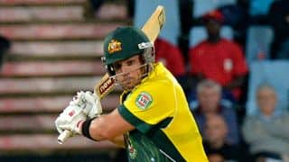 Australia vs South Africa, Zimbabwe Tri Series 2014 final: Aaron Finch gets 50