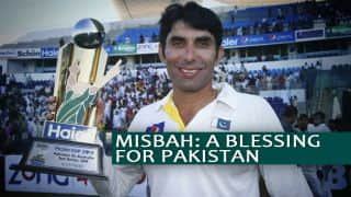 Misbah-ul-Haq's decision to shelve retirement plans blessing for Pakistan youngsters
