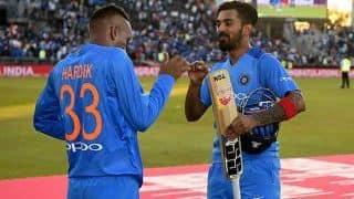द्रविड़ ने कहा, विवाद के बावजूद रोल मॉडल बन सकते हैं पांड्या-राहुल
