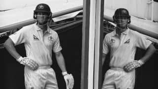 Adam Voges displays batting prowess and how!