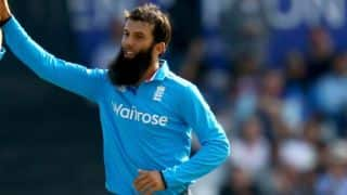 Moeen happy with performance against Sri Lanka A