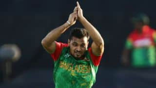Bangladesh fined for slow over-rate in 1st ODI vs New Zealand