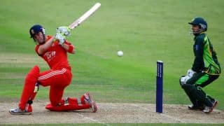 England vs Pakistan ICC Under-19 World Cup semi-final: England steady after slow start; score 67/3 in 21 overs