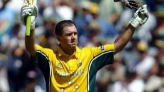 Ricky Ponting gets nostalgic, shares 1998 Commonwealth Games jacket picture