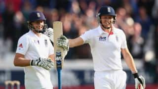 The Ashes 2017-18: England have let down Joe Root, admits Jonny Bairstow