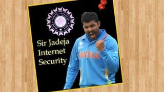 BCCI to use Sir Jadeja Internet Security for website