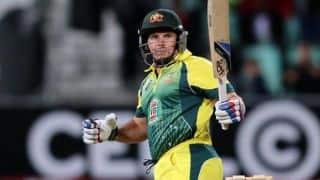 South Africa vs Australia, 2nd T20I at Durban