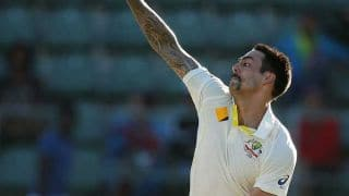 Mitchell Johnson says he has learnt from past mistakes
