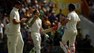 Smith, Marsh bury England under pile of runs