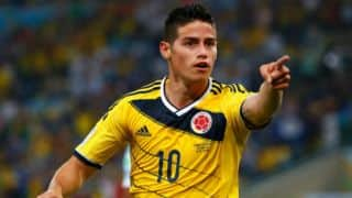 Ramires wants Brazil to be wary of Colombia's Rodriguez