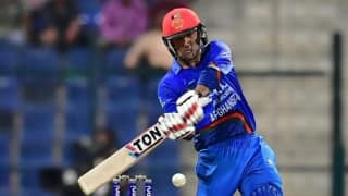 1st T20I: All-round Mohammad Nabi leads Afghanistan to five-wicket win over Ireland