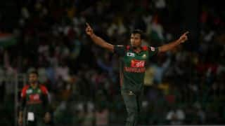 Rubel Hossain apologizes to fans after Bangladesh lost final to India