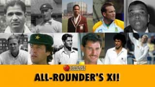 Dream Team: A Test XI of all-rounders