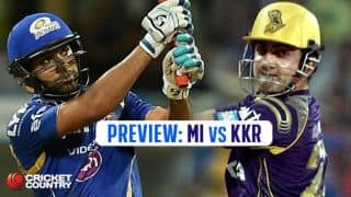 Mumbai Indians vs Kolkata Knight Riders, IPL 2017, match 7 preview: Red-hot KKR look to douse MI fire