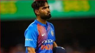 IND vs WI, 1st T20I: Twitterati reacts to Rishabh Pant golden duck in Florida T20I