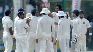 टेस्ट सीरीज के लिए भारतीय टीम की घोषणा कल