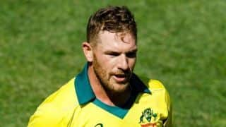 Finch targets India series after BBL triumph