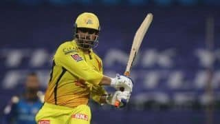 IPL 2020: 16-Year-Old Detained in Gujarat For Issuing Threats to MS Dhoni's Minor Daughter