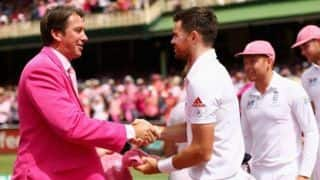 Anderson can go on to take 600 wickets: Glenn McGrath