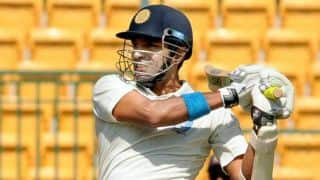 Ranji Trophy 2013-14 final: Karnataka inch closer to victory despite losing Robin Uthappa