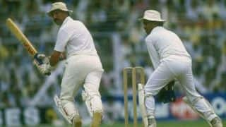 World Cup Countdown: 1987 - Graham Gooch knocks India out of World Cup