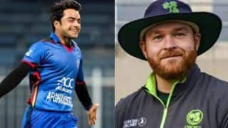 There's more to Afghanistan than just Rashid Khan: Ireland skipper Paul Stirling