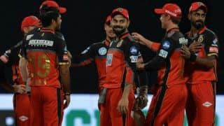 आईपीएल 2018: चार विकेट से पंजाब को हराकर आरसीबी ने दर्ज की पहली जीत