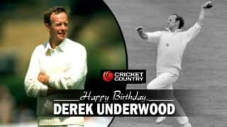 Derek Underwood: 10 facts about the 'deadly' left-arm spinner