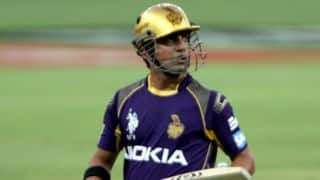 Gautam Gambhir: Would not have reacted that way had I nicked it