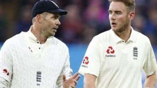 England vs West Indies: Stuart broad says he and james anderson have left some over to bowl