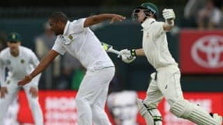 Australia vs South Africa, 2nd Test, Day 1: Vernon Philander-Steve Smith collision, the Fergu'sons' anguish and other highlights