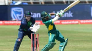 South Africa vs Ireland: Temba Bavuma's ton on ODI debut guides South Africa to 354/5