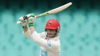 Phil Hughes was wearing an older version of helmet, say manufacturers