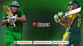 Live Cricket Score, BCB XI vs South Africans, T20 Tour Match at Fatullah: South Africans win by 8 wickets