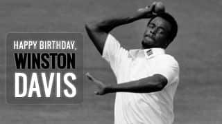 Winston Davis: 10 little-known facts about the unfortunate West Indies pacer