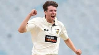 Patterson, Richardson to make Test debut as Australia name playing XI