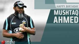 Mushtaq Ahmed: 10 interesting facts about the former Pakistan leg-spinner