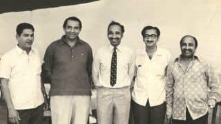 J Ghorpade: Royal connections, loyal to Baroda