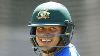 Happy with progress, injured Usman Khawaja eyes India Tests