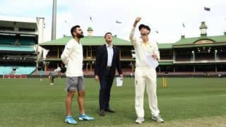 Virat Kohli wears shorts at toss, draws ire of fans on social media