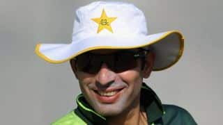 Misbah-ul Haq, Waqar Younis aim for Pakistan to become top Test team