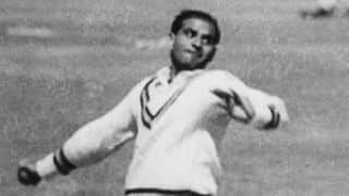 Ghulam Ahmed: First great Indian off-spinner