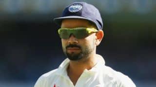 Virat Kohli's injury not serious: BCCI