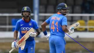 India vs West Indies: Shreyas Iyer took pressure off me; Says Virat Kohli
