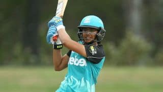 Mona Meshram named Smriti Mandhana's replacement for ICC Women's World Cup Qualifiers