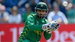 Sarfraz Ahmed supports Inzamam-ul-Haq; says Pakistan cricketers must play more matches